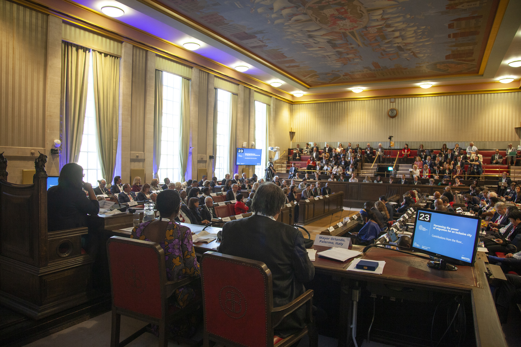 GPM Summit Registration is open! - Global Parliament of Mayors